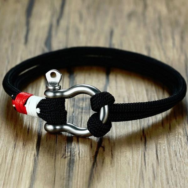 Segeltau Armband für Damen und Herren