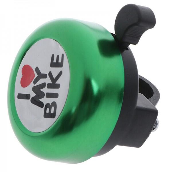 Fahrradklingel - I Love my Bike