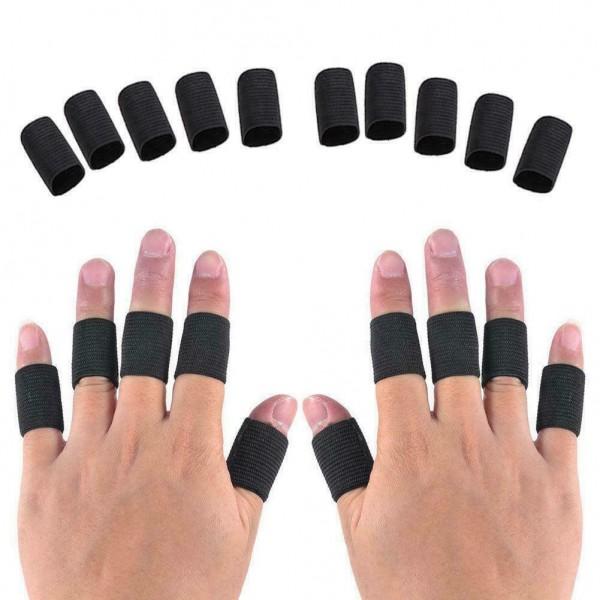 Fingerhülsen als Schutz für Basketball