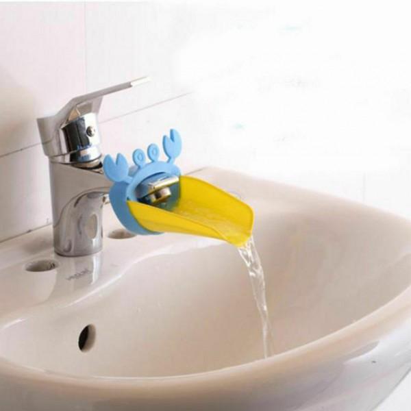 Wasserhahn Verlängerung für Kinder