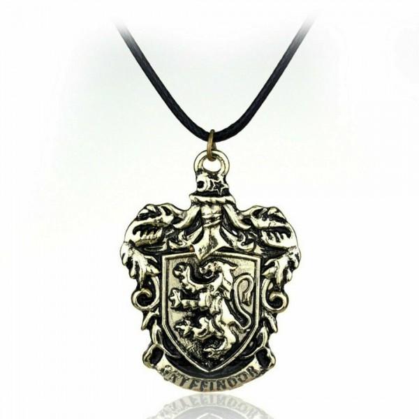 Antike Harry Potter Hogwarts Halskette