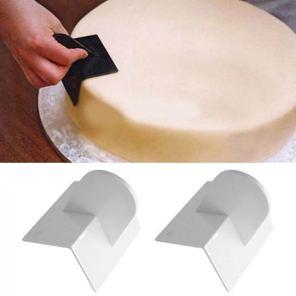 Glätter für Fondant Kuchen als Werkzeug