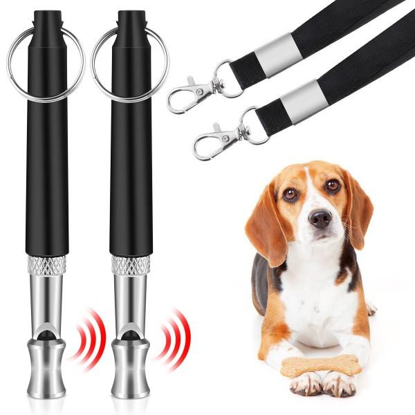 Hundepfeife + Schlüsselband