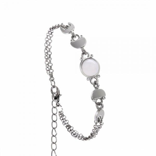 Mondfinsternis als Armband für Damen