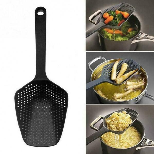 Küchenzubehör Sieb Vegies Werkzeuge Wasser Scoop Abfluss Gadgets