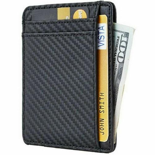 Kreditkartenetui - RFID Kartenhalter
