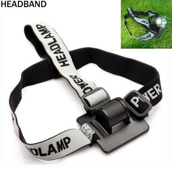Kopfhalterung für LED Scheinwerfer