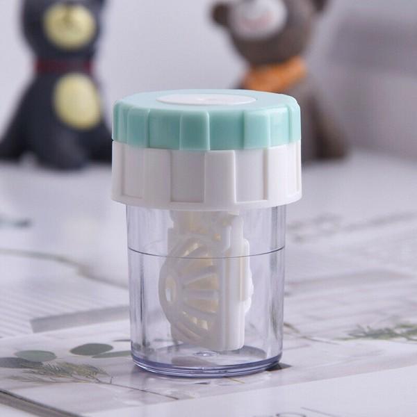 Manueller Kontaktlinsenbehälter Box