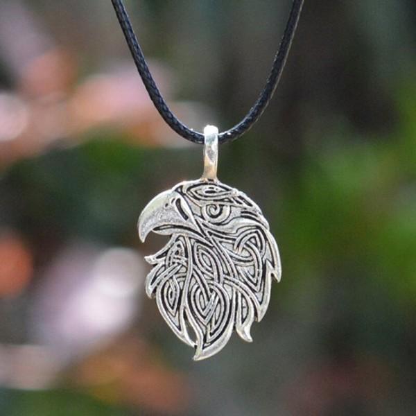Adler Halskette für Damen und Herren