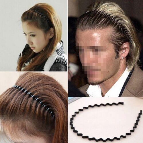 Haarreifen in Sport-Look wie Beckham