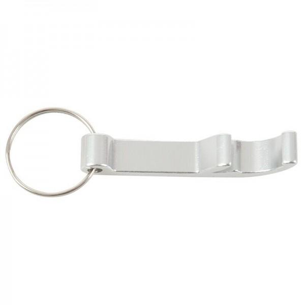 5x Aluminum Schluesselanhänger Schlüsselband Flaschenöffner
