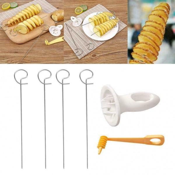 Spiralschneider für Kartoffeln