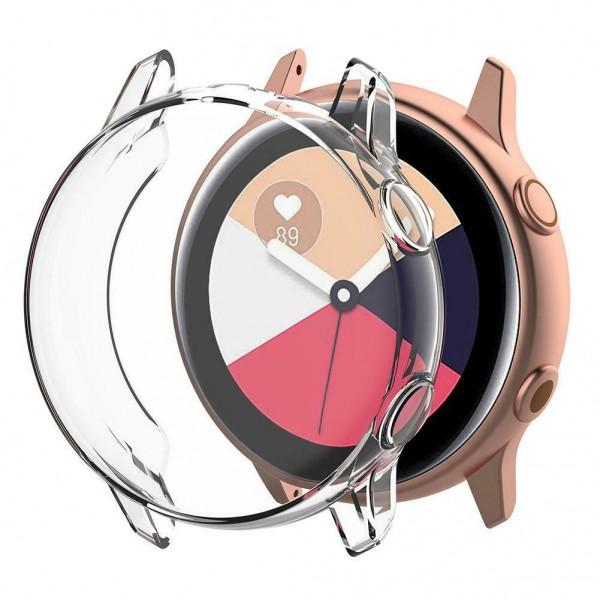 TPU Uhrengehäuse-Schutz für Samsung Galaxy Watch Active SM-R500